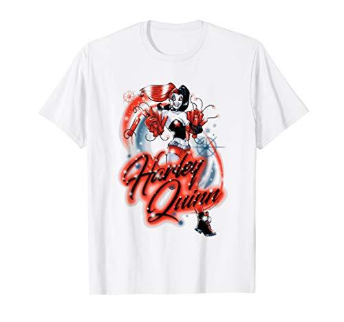 Harley Quinn Airbrush T-Shirt