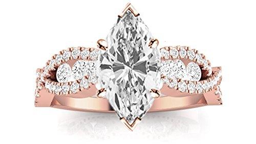1.31 Ct Marquise Diamond - 1