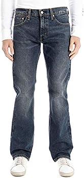 Levi's Men's 527 Slim Bootcut Fit Jeans (various sizes) [Quickstep]