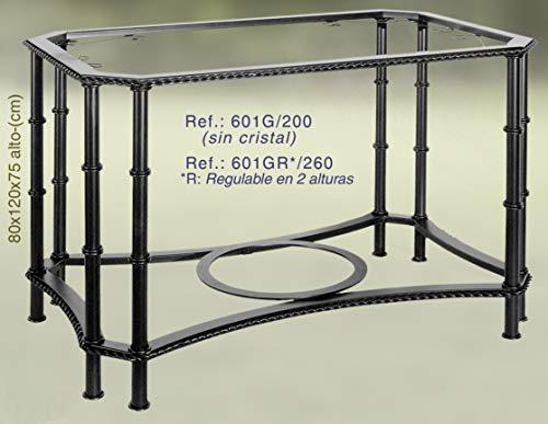Rustiluz Mesa Regulable en Altura Modelo Almeria 601gr