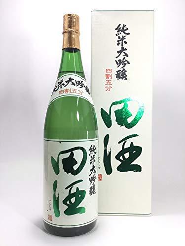 西田酒造 田酒 純米大吟醸 四割五分 1.8L