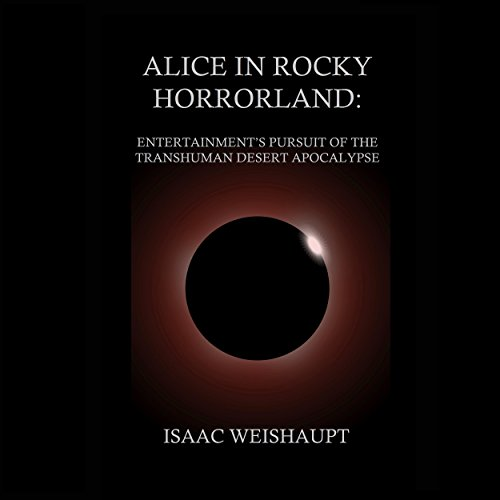Alice in Rocky Horrorland audiobook cover art