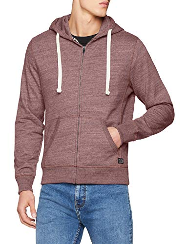 Blend Herren 20706981 Sweatshirt, Rot (Wine Red 73812), X-Large