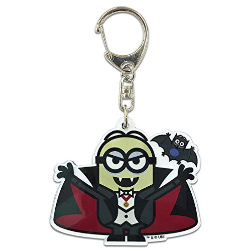 Small Planet Minion Monsters Acrylic Keychain Dracula MNKC353