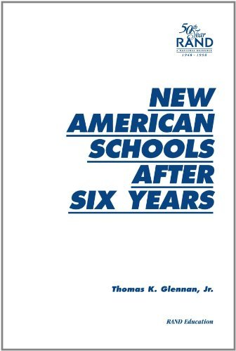 New American Schools After Six Years (English Edition)