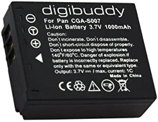 Suchergebnis Auf Für Panasonic Lumix Dmc Tz5 Schwarz Kamera Akkus Kamera Camcorder Ersatzakku Elektronik Foto