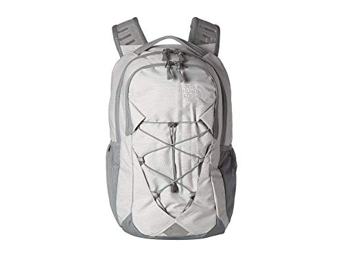 The North Face W Jester Tnfwtmtcml/Mdgy Daypack, Mujer, Tnfwhitmetllcmelng/Midgry, OS