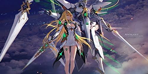 Poster Web Anime Girls Swd E Xenoblade Chronicles Hikari Xenoblade Chronicles Poster Stampa 30,5 x 48,5 cm (Multicolor) W-4892