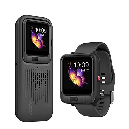 2 in 1 Smartwatch, Portable Battery, Music Player Fitness and Activities Tracker...