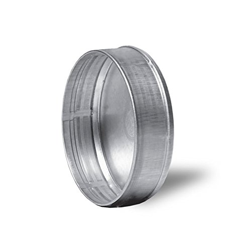 WINFLEX Bouchon Interne pour Gaines de Ventilation (125mm)