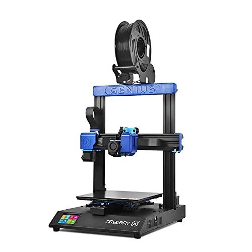Artillery Genius Pro - Impresora 3D, impresión 220 x 220 x 250 mm, con motor silencioso TFT táctil, versión actualizada