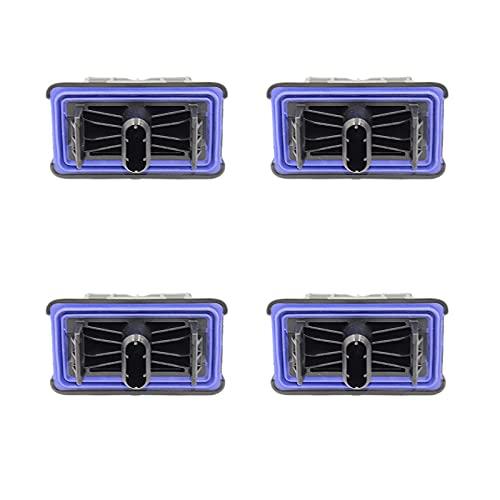 MaoWan 4pcs Levantamiento Jack Pad/Fit para -B-M-W F25 X3 F15 X5 E70 X6 bajo Soporte de automóvil 51717189259 /