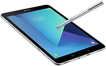 Samsung Galaxy Tab S3 9.7 LTE SM-T825 32GB Factory Unlocked GSM Tablet - International Version, No Warranty (Silver)