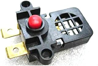 Tumble Dryer Thermostat Fitted To Bosch White Knight Tricity Bendix Whirlpool Philips Air Vented Models, Manual Reset Cut Out, Original Manufacturer's Spare Part