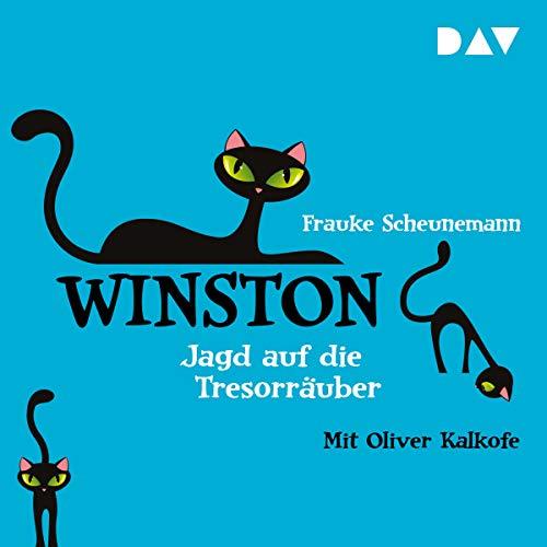 Jagd auf die Tresorräuber audiobook cover art