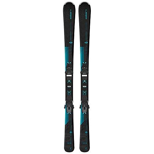 Elan Black Magic LS Damen-Ski - ELW 9 Bindung ACICZR17-152 cm