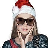 MuJaJa Polarized Sunglasses for Women, Square Sunglasses-Retro Eyewear with UV400 Protection
