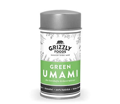 Umami Kräutergewürz • Ideal zu allen Gerichten • Perfekt zum Frühstück / Mittagessen / Abendessen • 30g • Grillgewürz • Kräutergewürzmischung • Gewürzmischung