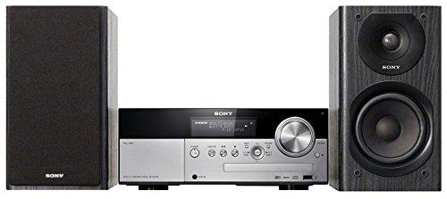Sony CMTMX750NI Kompaktanlage (100W RMS, Netzwerk- und Internetradio)