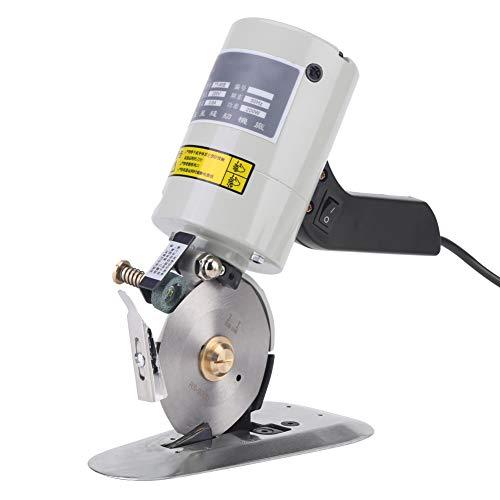 Sin ruido No es fácil de deslizar Cortador de tela eléctrico circular...