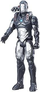 Avengers Marvel Titan Hero Series 12-inch Marvel's War Machine Figure