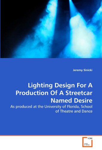 Lighting Design For A Production Of A Streetcar Named Desire: As produced at the University of Florida, School of Theatr