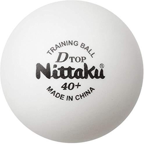 ニッタク Nittaku ニッタク ニッタク Nittaku 卓球 ボール 練習用 Dトップ トレ球 50ダース 600個入り NB-151