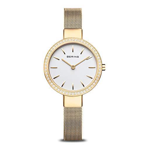 BERING Time 16831-334 - Reloj de pulsera para mujer (31 mm, correa de acero inoxidable)