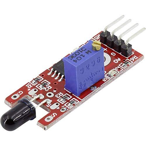 Iduino 1485299 Infrarot-Sensor Passend für (Einplatinen-Computer) Arduino