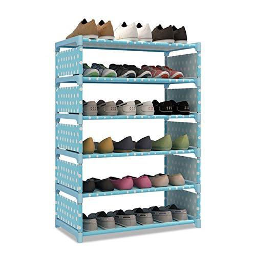 Diaod Zapato Sencilla gabinetes de Bricolaje Multi-Capa Asamblea de Zapatero Entrada Moderna Simple del Zapato Estante de Almacenamiento de Zapatos Organizador