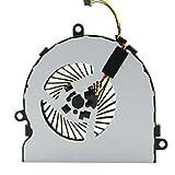 USKKS CPU Cooling Fan for HP 15-AY039wm 15-AY047CA 15-AY052NR 15-AY015DX 15-AY041WM 15-AY039WM 15-AY103DX 15-AY009DX 250 G6 255 G6, P/N: SPS-813946-001