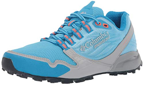 Columbia Women's Alpine FTG Sneaker, Riptide, zing, 7 Regular US