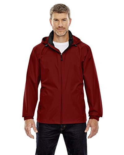 Ash City North End Mens Techno Lite Jacket (88083) -Molten Red -XL