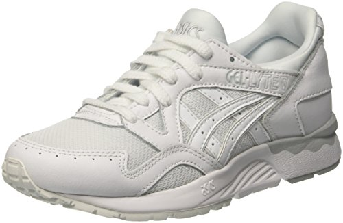 Asics Herren Gel-Lyte V Sneaker , Elfenbein (Bianco), 37 EU