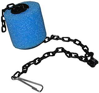 LASCO 04-1525 Toilet Flapper Chain with Foam Float Fits Kohler