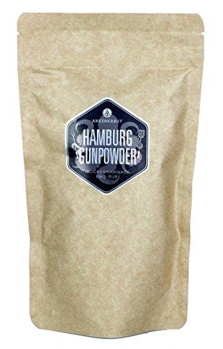 Hamburg Gunpowder, BBQ-Rub 250gr