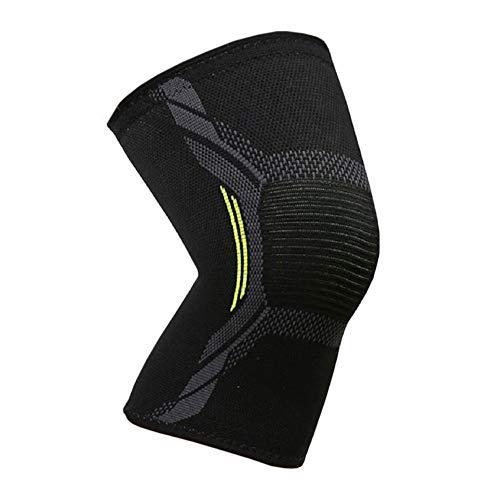 VITTO Kniebandage - Kniestütze zur Linderung von Knieschmerzen, Arthritischen Knien, Meniskusrissen, Gewichtheben und Laufen - für Damen und Männer (L, Einzelhülse)