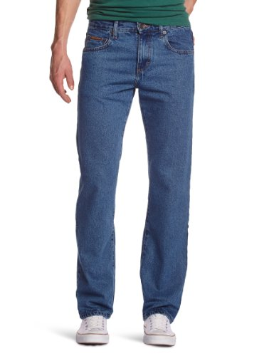 Rica Lewis - Jeans RL70 coupe droite coton stone washed