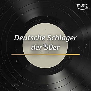 Deutsche Schlager der 50er