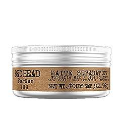Tigi Bed Head Män Matte Separation Workable Vax, 1 Pack, (1x 85 g)