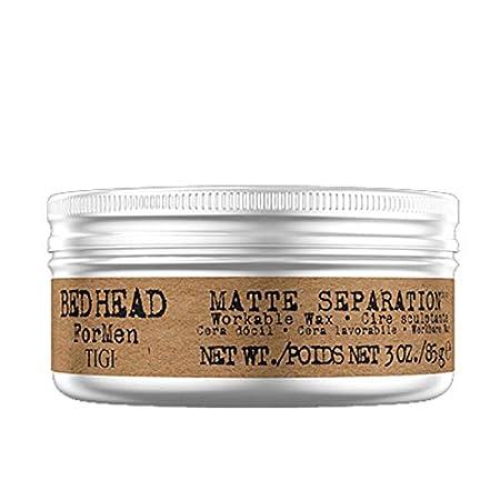 Beauty Shopping TIGI Bed Head for Men Matte Separation Workable Wax, 3 Ounce