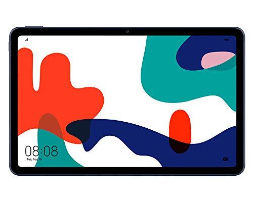 HUAWEI MatePad 10,4 Zoll, 2K FullView Display, Wifi Tablet-PC, HUAWEI Share, eBook Modus, 4 Speaker, 4 GB RAM, 64 GB ROM, Betriebssystem EMUI 10 mit Huawei Mobile Services (HMS), Midnight Gray