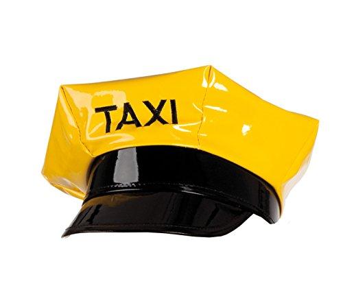 Boland 01346 - Erwachsenenmütze Taxi, Einheitsgröße, gelb