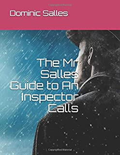 The Mr Salles Guide to An Inspector Calls