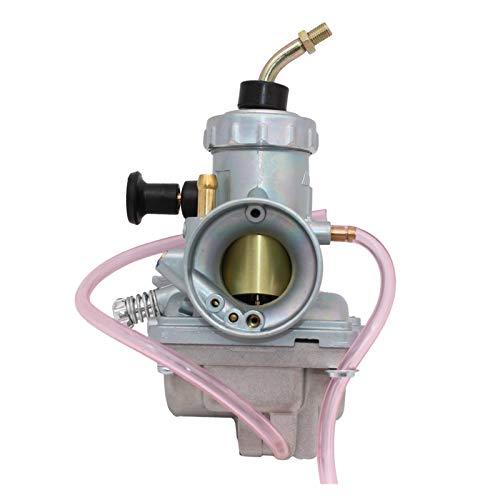 Motocicleta VM24 28mm Carburador Carburador para DT125 DT 125 TZR125 RM65 RM80 RM85 DT175 RX125 (Color : Multi-colored)