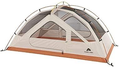Ozark Trail 4-Season 2-Person Backpacking Tent - Beige/Orange