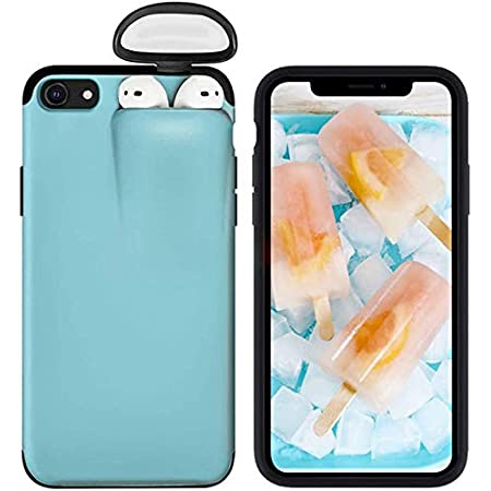 2 in 1 Phone Case for iPhone XR Case and for AirPods, Green Liquid Silicone Rubber Gel Case Slim Fit Hard Protective Shockproof Cover with Wireless Headset Set Protection