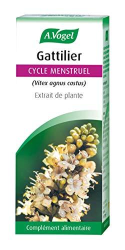 Extrait de Plante Fraîche Gattilier A.Vogel | Cycle menstruel | Laboratoire Suisse