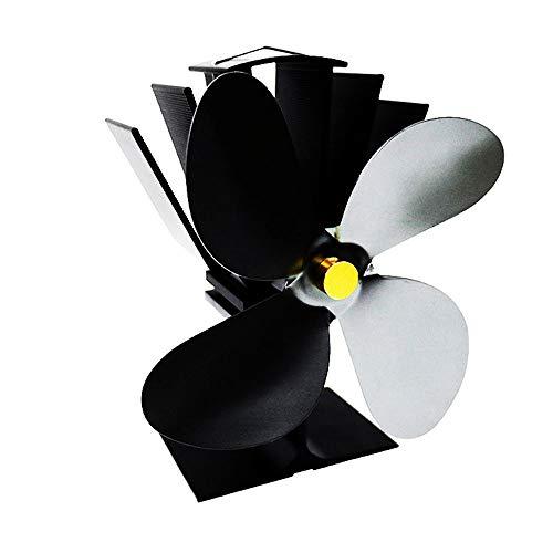 Yinglingqi-1 ventilatorkachel kachel ventilator stille rookafvoer open haard open haard grijs