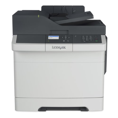 Lexmark CX317dn Color All-in One Laser Printer with Scan, Copy, Network Ready, Duplex Printing and Professional Features